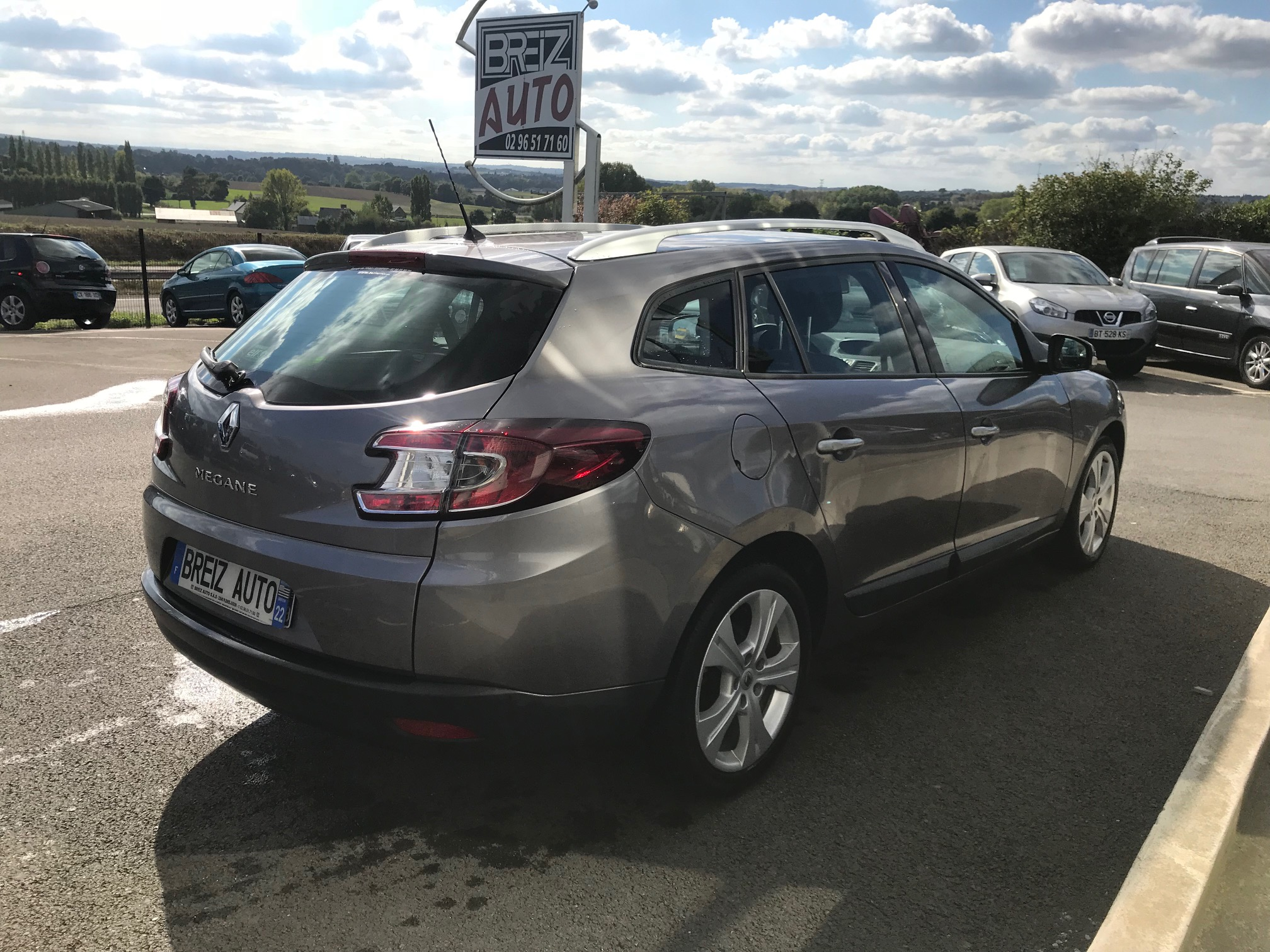 RENAULT  MEGANE III ESTATE